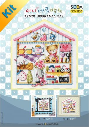 SO-3104 Petite Decoration Box